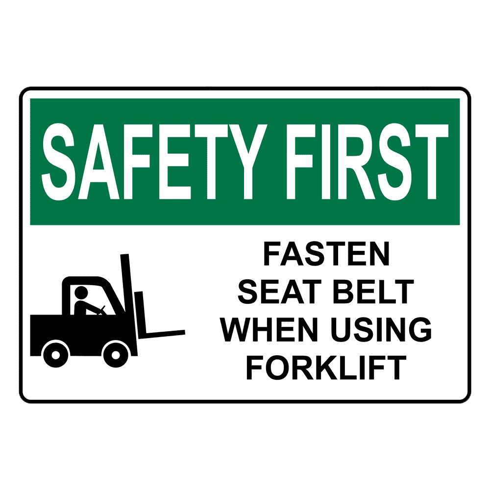 Forklift Seat Cushion and Seat Belt Replacement - Wolter Group LLC